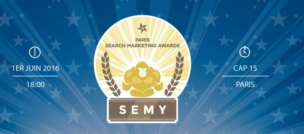 Humanis SEMY Awards 2016 SEO