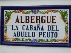 Une Albergue atypique au milieu du Camino del Norte
