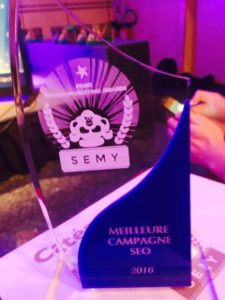 SEMY Awards SEO 2016